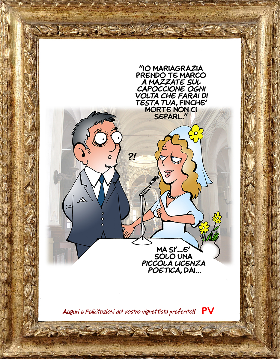 Vignette Per Auguri Matrimonio : Quot vignetta di nozze « da unavignettadipv